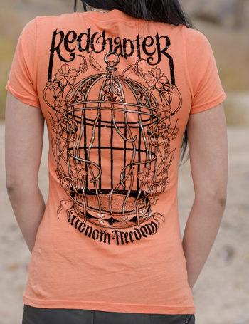 Dámské tričko Strength-Freedom