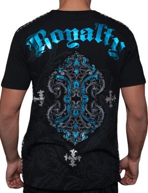 """Pánské tričko Rebel Spirit """"Royalty"""""""
