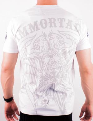 Pánské tričko Rebel Spirit Immortal (Nesmrtelný)