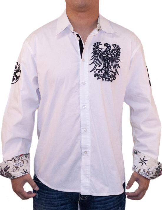 Pánské košile pro chlapy s rebelskou duší  34c4617055