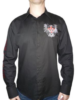 Pánská košile Rebel Spirit orlice a lilie