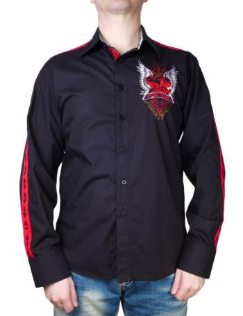 Pánská košile Rebel Spirit Road Rebel