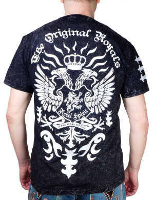 "Pánské tričko Rebel Spirit ""The Original Royals"""