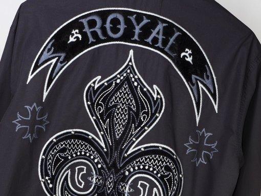 Pánská košile Rebel Spirit Royal Rebel | Luxusní dárek
