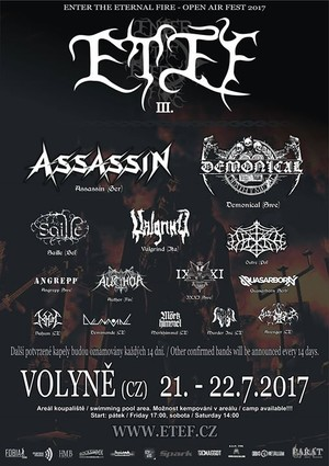 The Eternal Fire Fest 2017