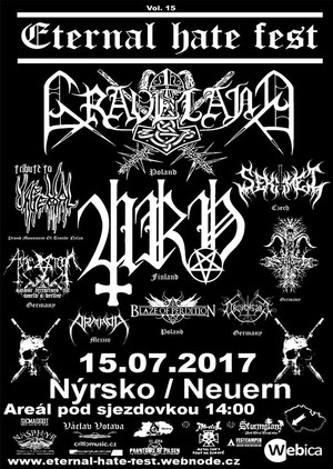 Eternal Hate Fest vol. 15