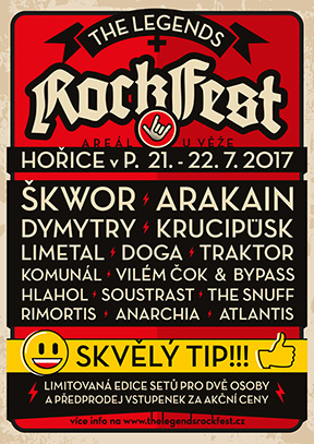 The legend Rockfest 2017