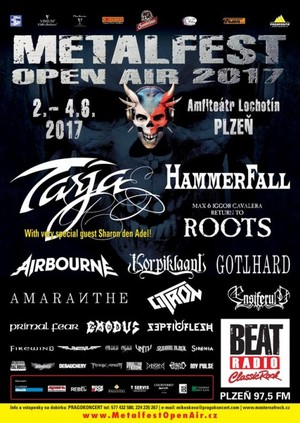 Metalfest open air 2017