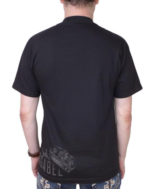 Pánské tričko OG Abel A0245-BLK