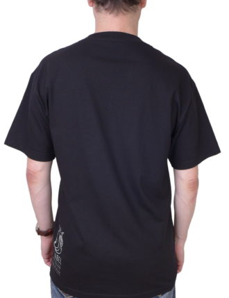 Pánské tričko OG Abel A0271-BLK