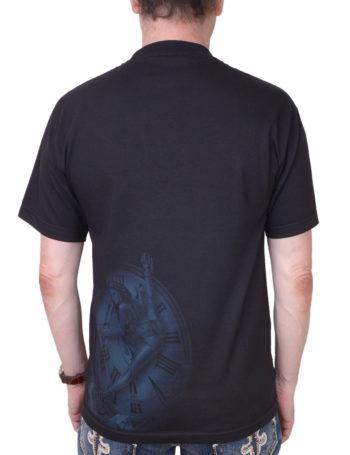 Pánské tričko OG Abel Mans Ruin A0374-BLK