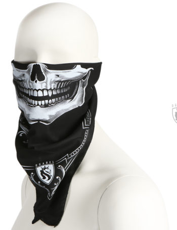 Šátek OG Abel Bandit Bandana Black BA005-BLACK