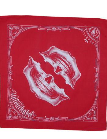Šátek OG Abel Bandit Bandana Red