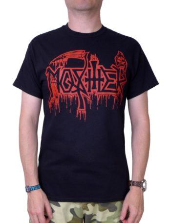 Pánské tričko Death Mosher MOC003-BLK