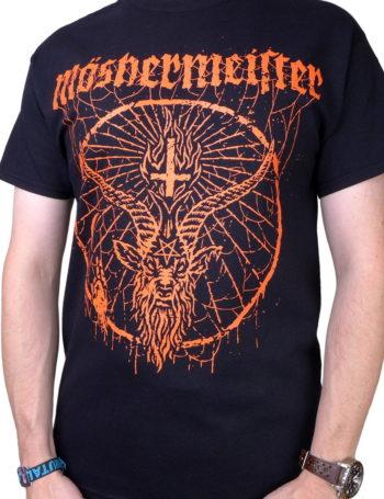 Pánské tričko Möshermeister MOC004-BLK