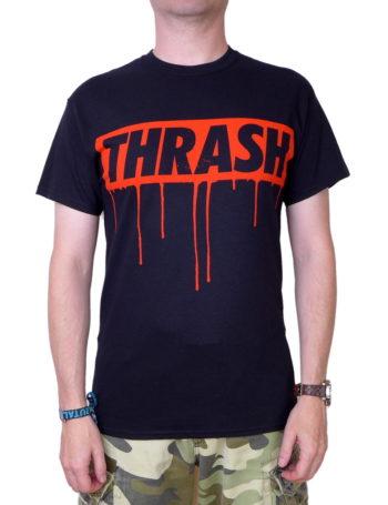 Pánské tričko Thrash Bloody Thrash MOC007-BLK