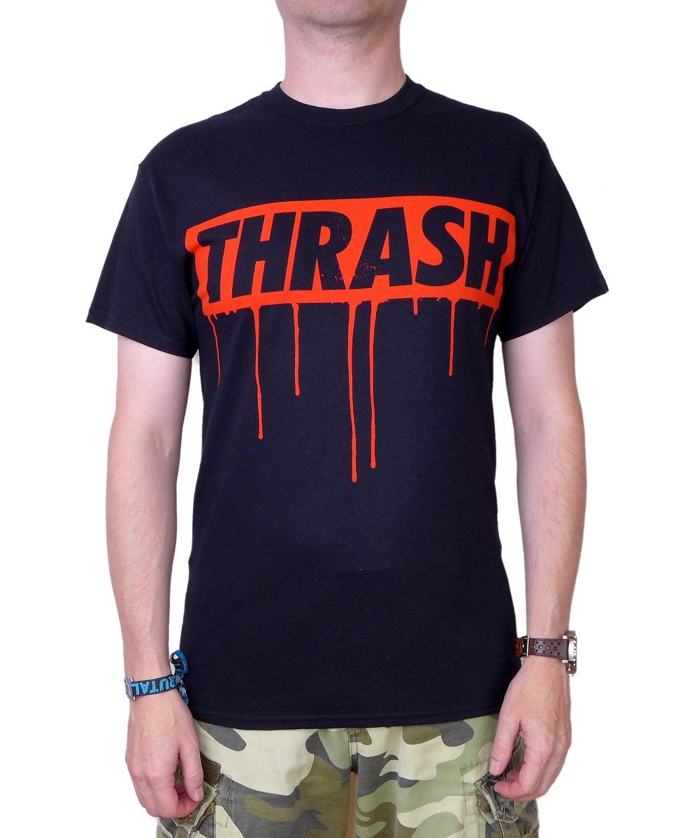 5c1e6ceb1abd Pánské metalové tričko Thrash Bloody Thrash
