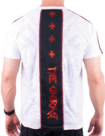 Pánské tričko Rebel Spirit rebelské bratrstvo SSK141712-WHT