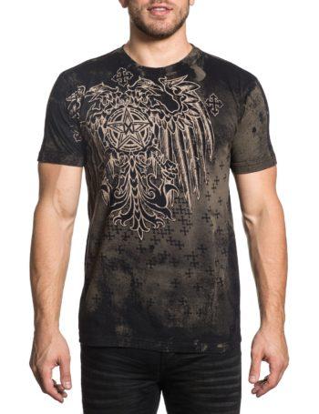 Pánské tričko Xtreme Couture Fight & Glory X1661-BK
