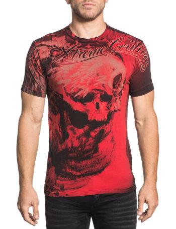 Pánské tričko Xtreme Couture Inferno X1671-RD