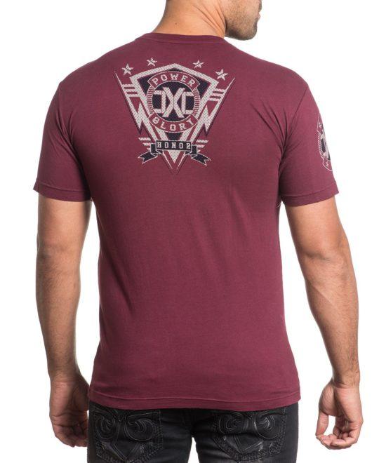 ... Pánské tričko Xtreme Couture Chryses x1468-BU 6f40052901