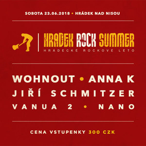 Hrádek Rock Summer 2018