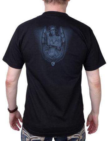 Pánské tričko OG Abel Justice A0419-BLK