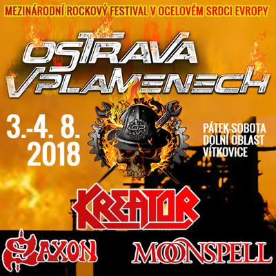 Ostrava v Plamenech 2018