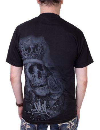 Pánské tričko OG Abel Suicide King A0193-BLK