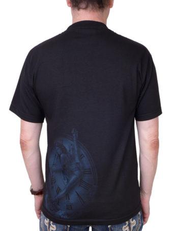 Pánské tričko OG Abel Man's Ruin A0374-BLK