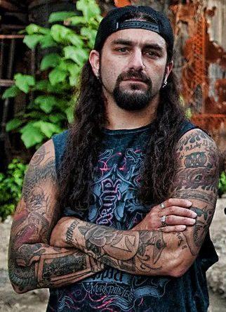 Rockové oblečení - Mike Portnoy