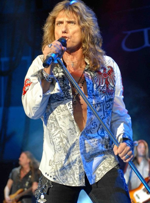 Rockové oblečení - David Coverdale (Whitesnake)