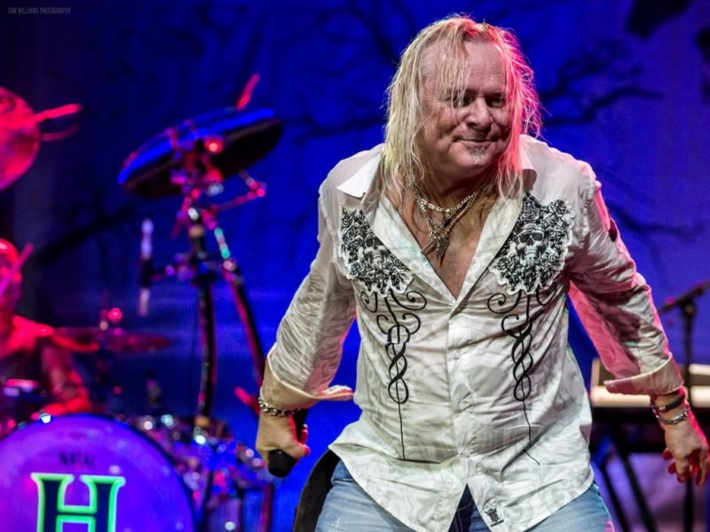 Rockové oblečení - Uriah Heep