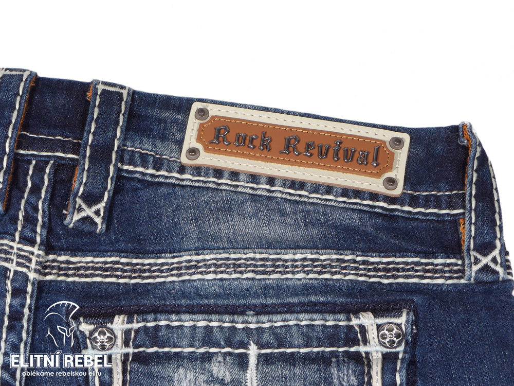 Dámské džíny Rock Revival