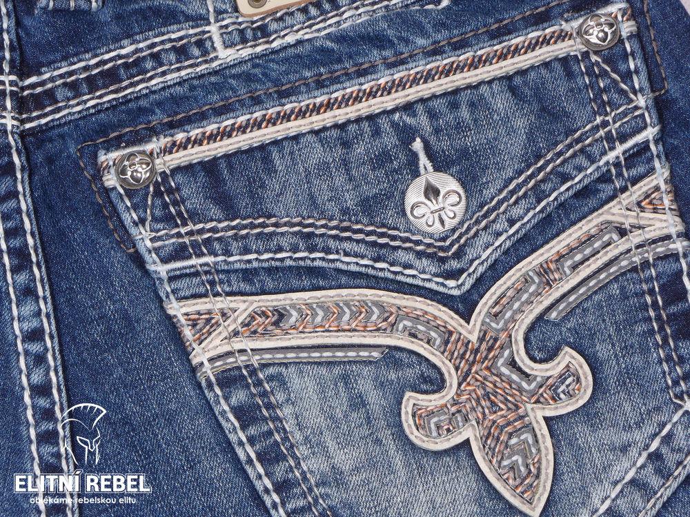 Pánské džíny Rock Revival