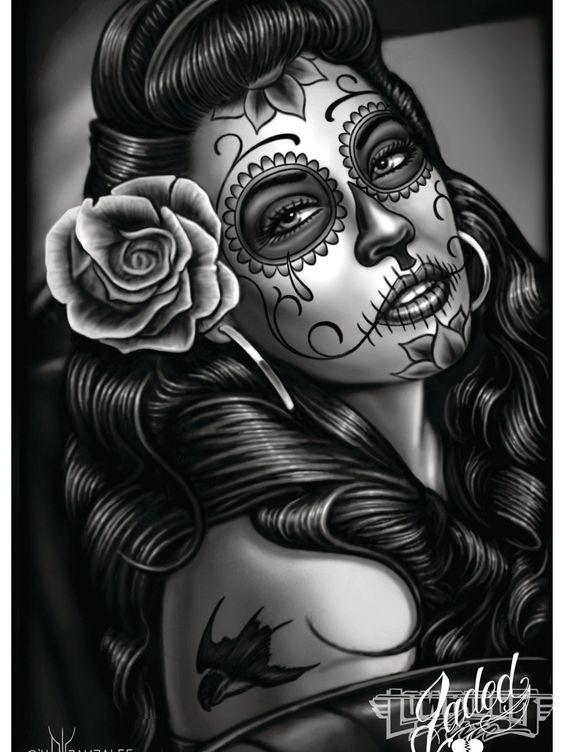 Symbol růže DGA Poster Jaded